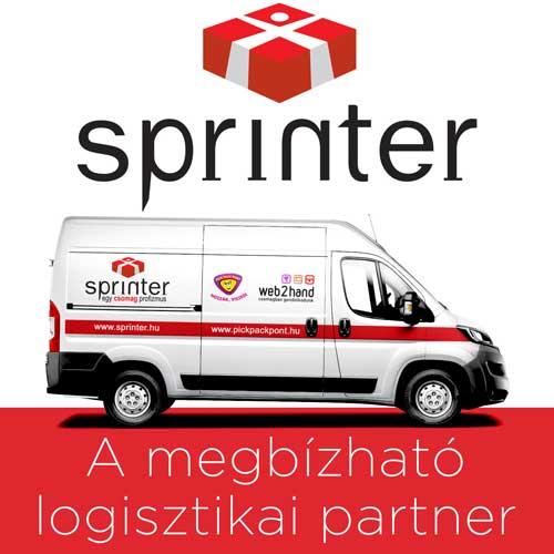 sprinter.hu csomagfeladás